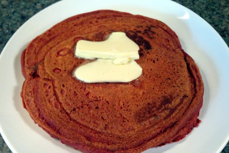 Chickpea Flour Savory Pancakes (Recipe)