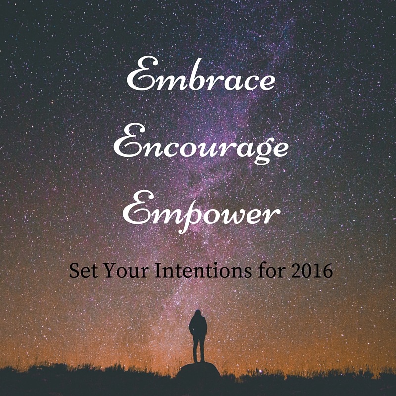 Embrace Encourage Empower